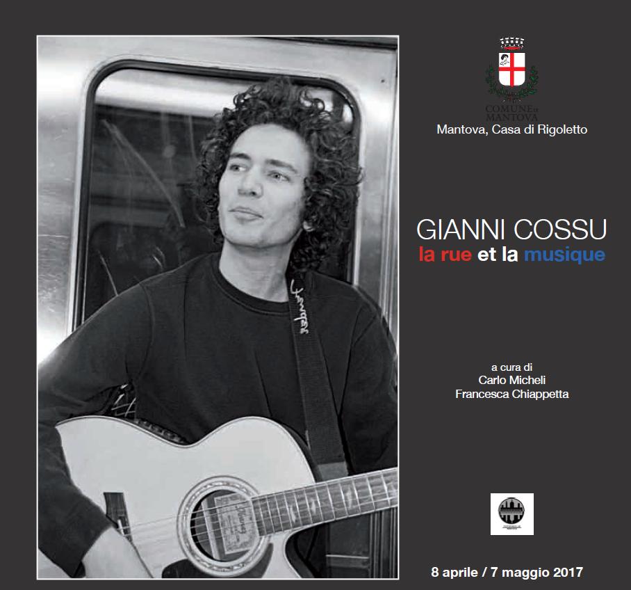 Mostra fotografica La Rue et la Musique di Gianni Cossu
