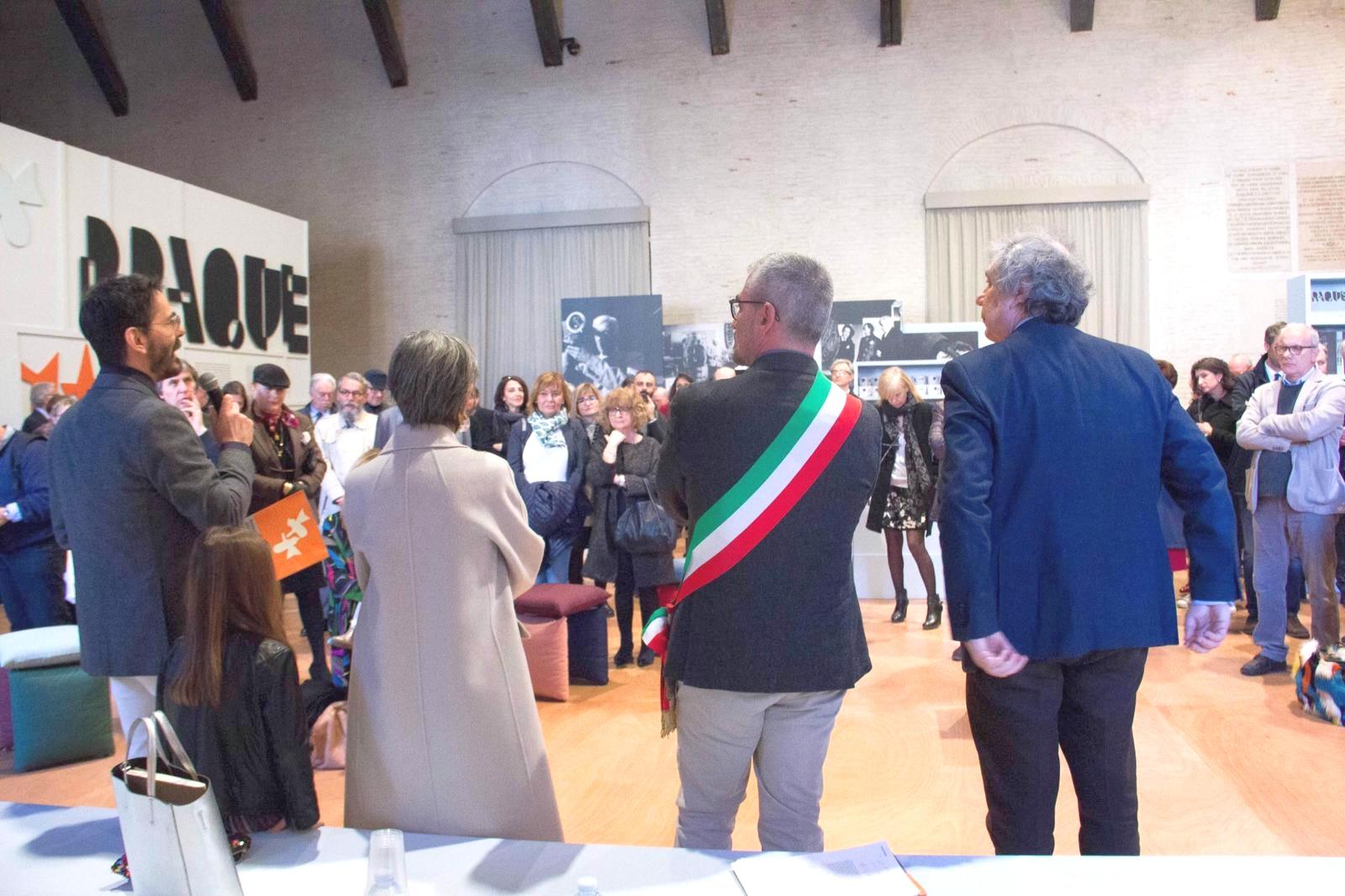 Georges Braque a Mantova: a Palazzo della Ragione la mostra del grande artista francese