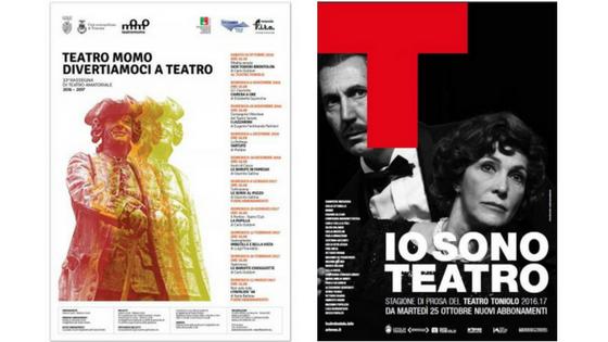 Collaborazione con il Teatro Toniolo e il Teatro Momo