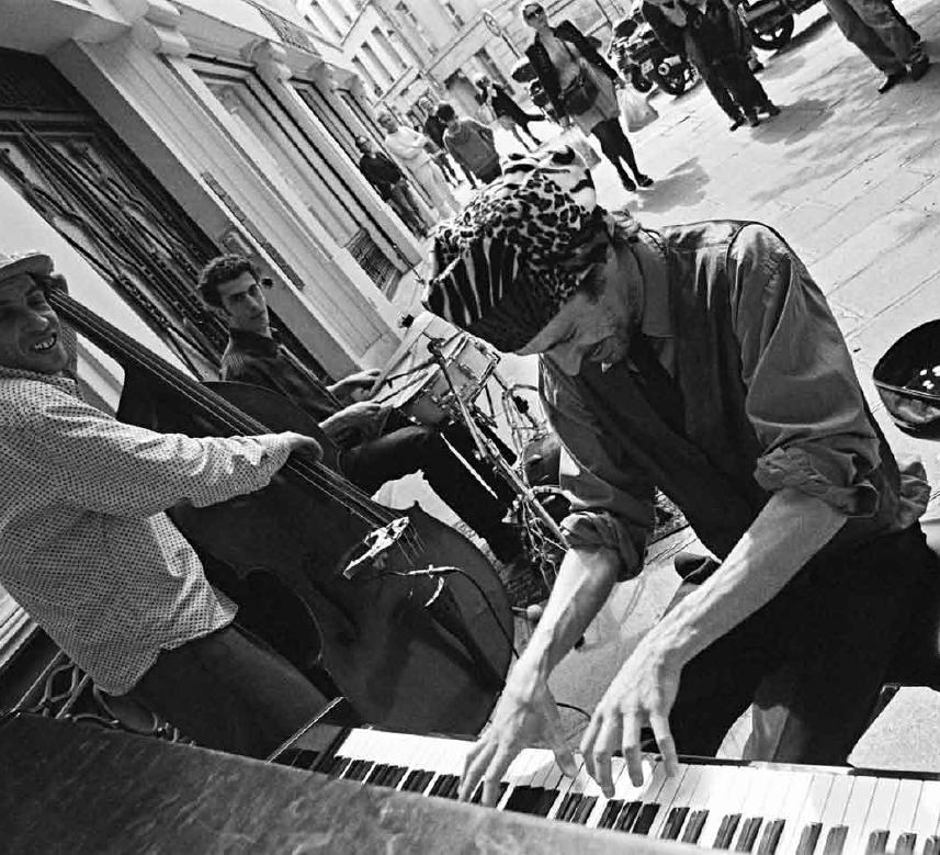 la rue et la musique
