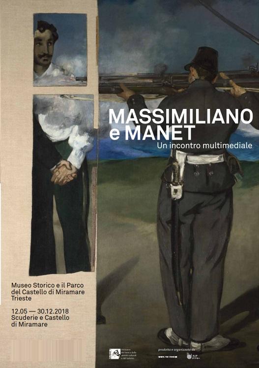 Massimiliano e Manet un incontro multimediale