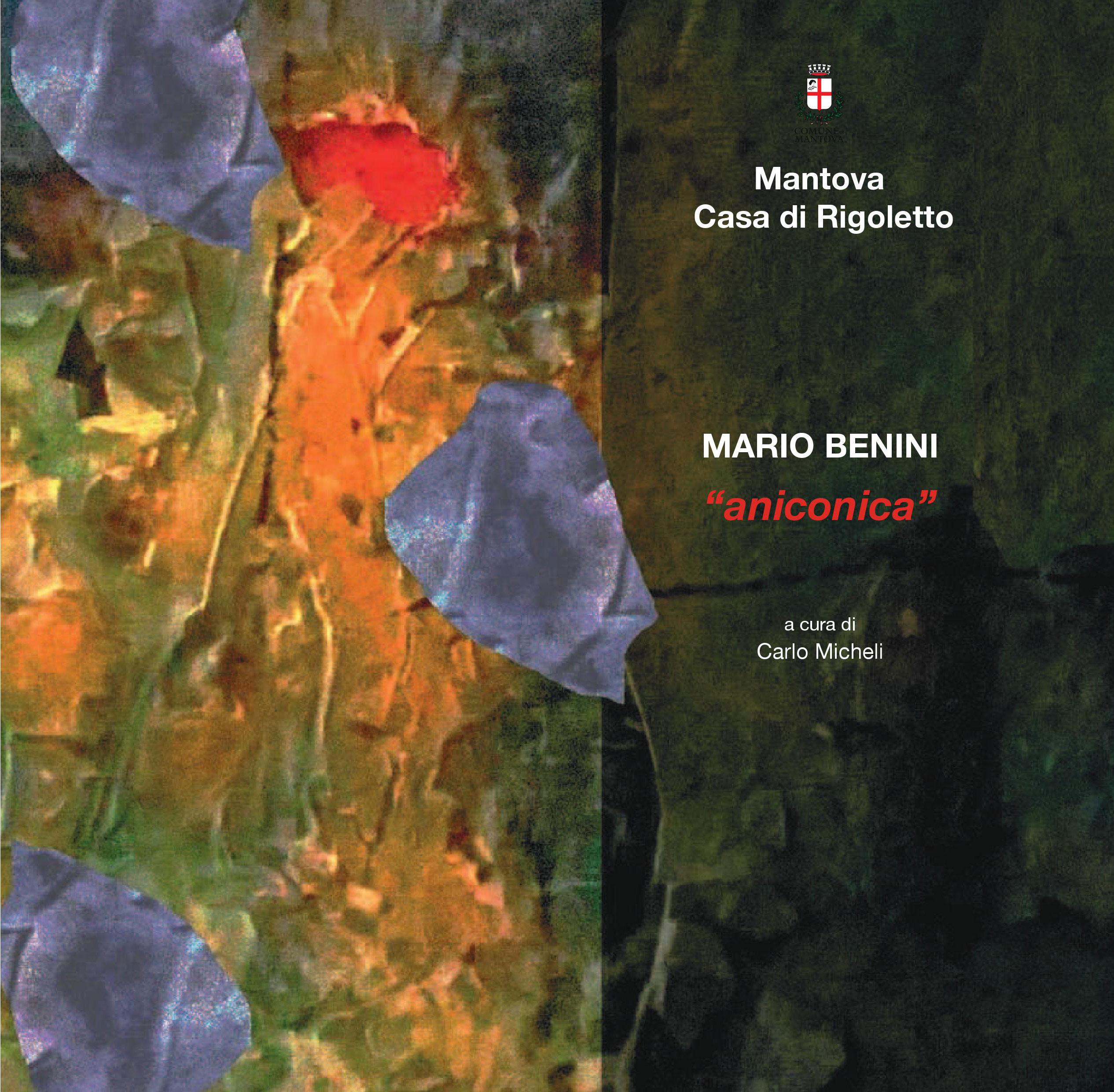 Mostra fotografica ANICONICA di Mario Benini