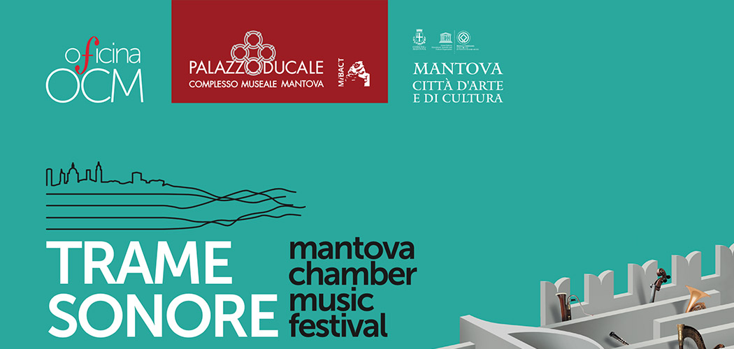 Settima edizione di TRAME SONORE al Palazzo della Ragione di Mantova